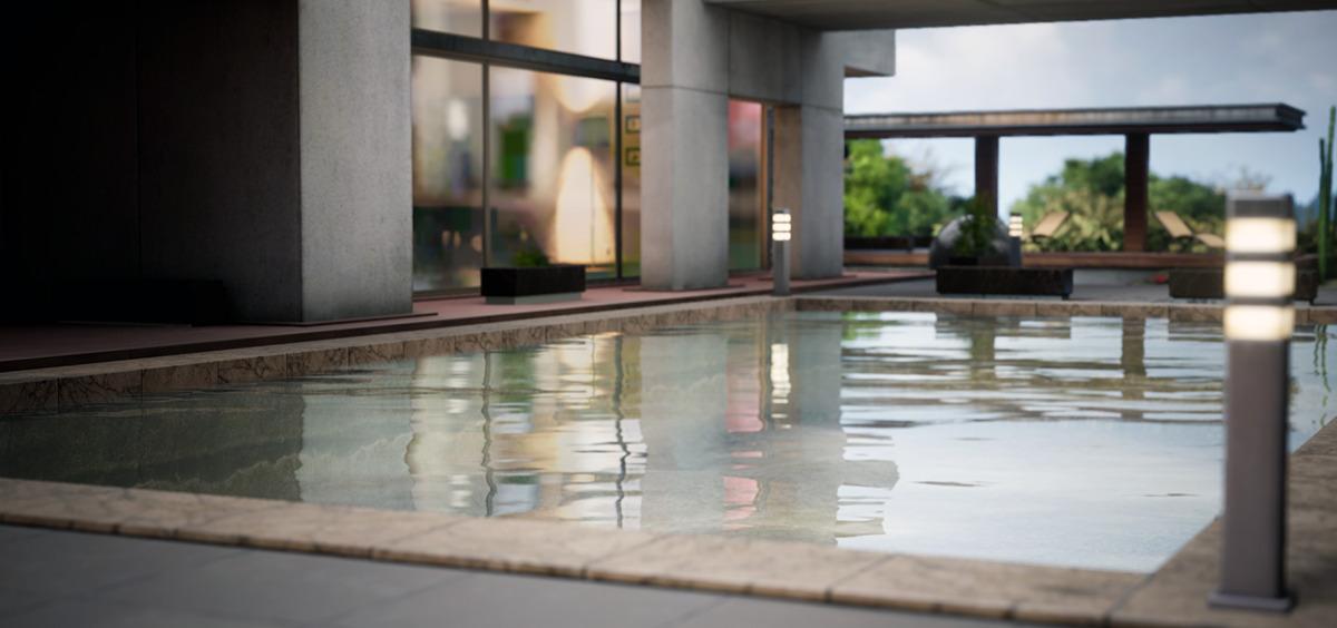 Planar Reflections   Unreal Engine Documentation